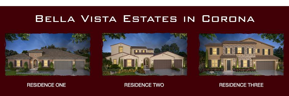 Bella Vista Estates in Corona